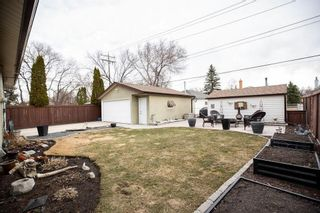 Photo 34: 645 Oakland Avenue in Winnipeg: North Kildonan Residential for sale (3F)  : MLS®# 202107268