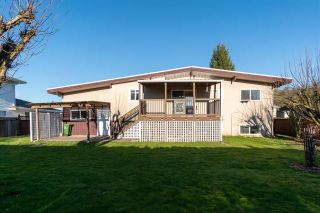 Photo 30: 10177 WEDGEWOOD Drive in Chilliwack: Fairfield Island House for sale : MLS®# R2568783