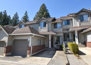 """Main Photo: 113 13900 HYLAND Road in Surrey: East Newton Townhouse for sale in """"Hyland Grove"""" : MLS®# R2571368"""