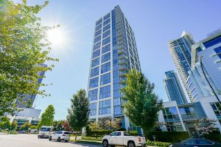 """Photo 1: 201 4400 BUCHANAN Street in Burnaby: Brentwood Park Condo for sale in """"MOTIF & CITI"""" (Burnaby North)  : MLS®# R2596915"""