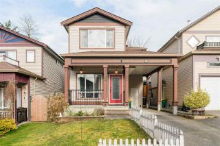 """Photo 1: 49 8888 216 Street in Langley: Walnut Grove House for sale in """"HYLAND CREEK"""" : MLS®# R2574065"""