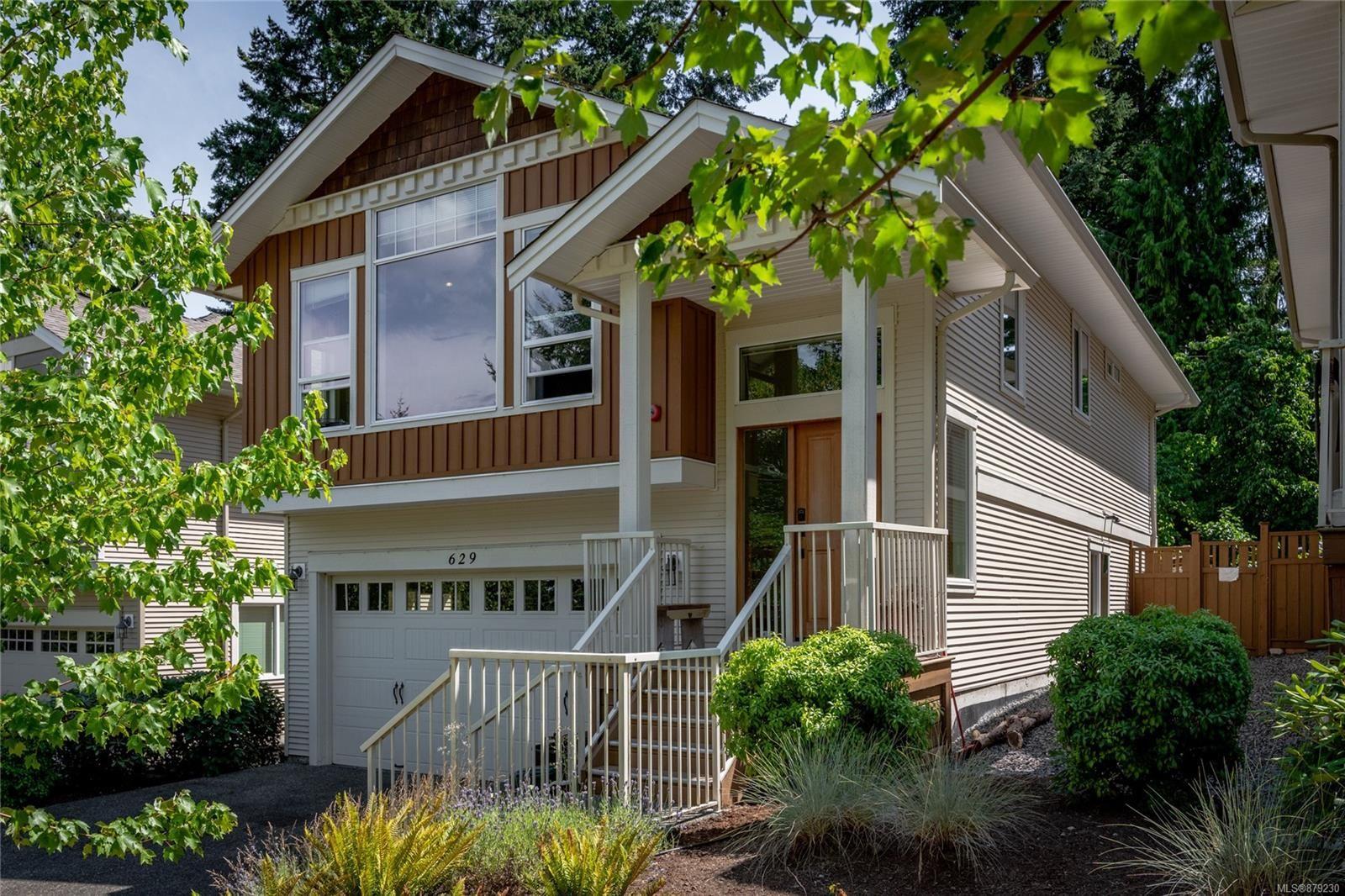 Main Photo: 629 7th St in : Na South Nanaimo House for sale (Nanaimo)  : MLS®# 879230