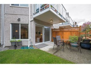 "Photo 9: 105 1265 W 11TH Avenue in Vancouver: Fairview VW Condo for sale in ""BENTLEY PLACE"" (Vancouver West)  : MLS®# V1060487"