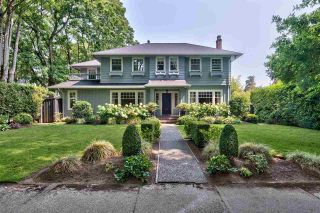 Photo 1: 6112 MARGUERITE Street in Vancouver: South Granville House for sale (Vancouver West)  : MLS®# R2204638