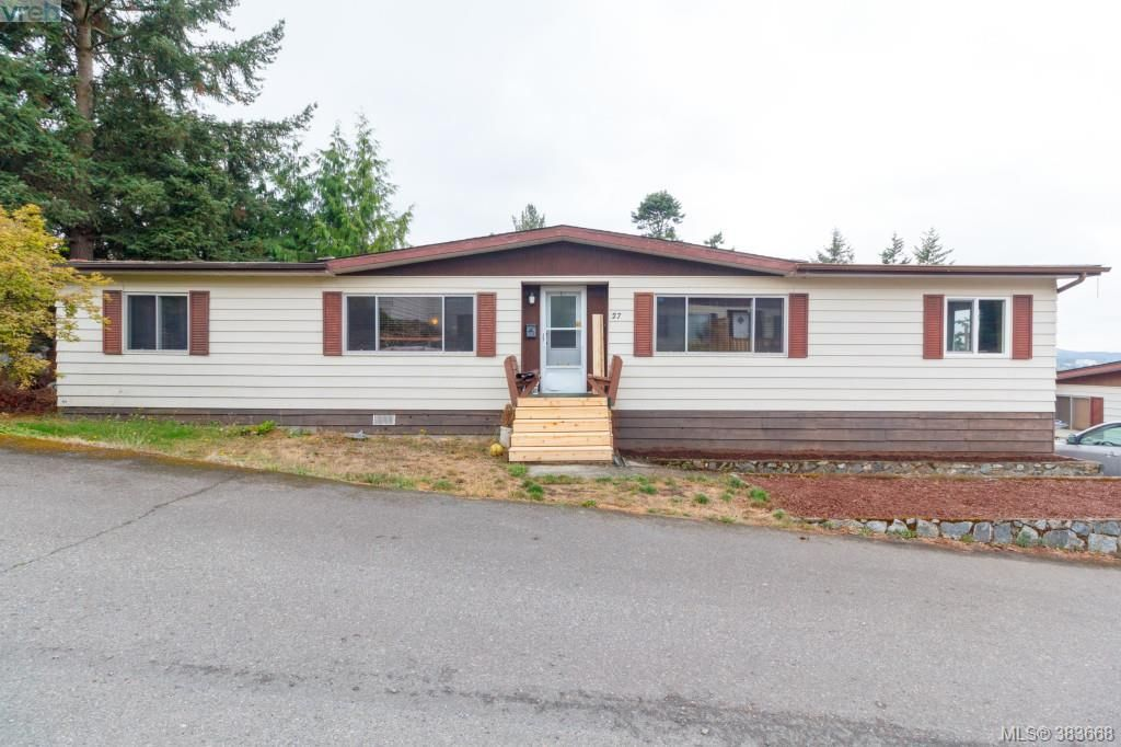 Main Photo: 27 70 Cooper Rd in VICTORIA: VR Glentana Manufactured Home for sale (View Royal)  : MLS®# 771092