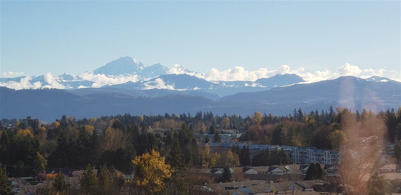 """Main Photo: 1405 3170 GLADWIN Road in Abbotsford: Central Abbotsford Condo for sale in """"Regency Tower"""" : MLS®# R2318450"""