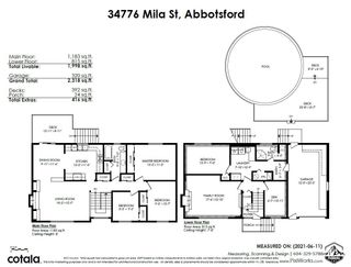 Photo 40: 34776 MILA Street: House for sale in Abbotsford: MLS®# R2592239