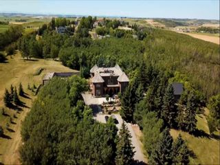 Main Photo: 16026 242 Avenue W: Rural Foothills County Detached for sale : MLS®# A1077432
