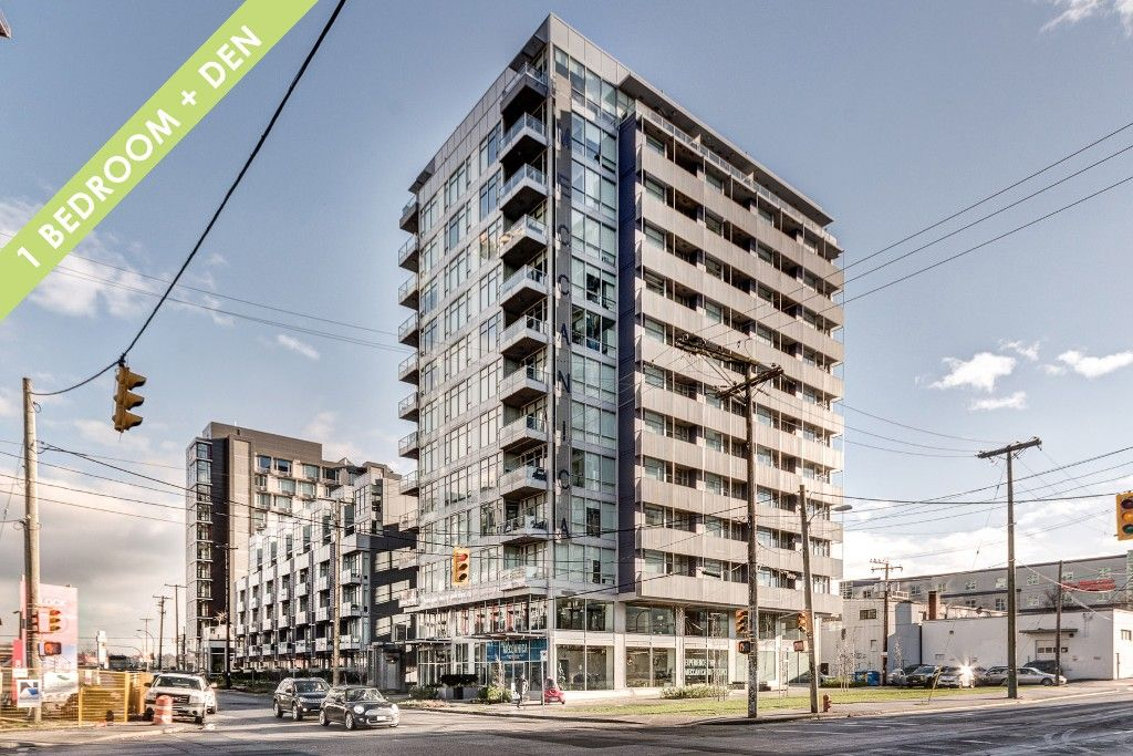 "Main Photo: 806 108 E 1ST Avenue in Vancouver: Mount Pleasant VE Condo for sale in ""Meccanica"" (Vancouver East)  : MLS®# R2199007"