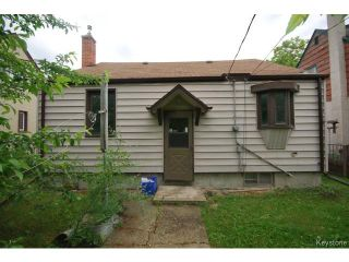 Photo 15: 127 Des Meurons Street in WINNIPEG: St Boniface Residential for sale (South East Winnipeg)  : MLS®# 1516300