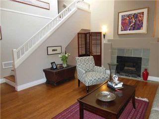 """Photo 3: 44 1550 LARKHALL Crescent in North Vancouver: Northlands Townhouse for sale in """"Nahanee Woods"""" : MLS®# V1057565"""