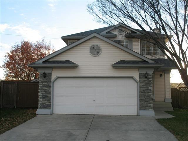 Main Photo: 216 DOUGLAS GLEN Bay SE in Calgary: Douglasglen House for sale : MLS®# C4038985