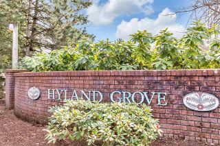 "Photo 38: 406 13900 HYLAND Road in Surrey: East Newton Townhouse for sale in ""HYLAND GROVE"" : MLS®# R2561755"