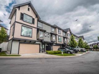 """Photo 1: 119 30930 WESTRIDGE Place in Abbotsford: Abbotsford West Townhouse for sale in """"Bristol Heights by Polygon"""" : MLS®# R2589697"""