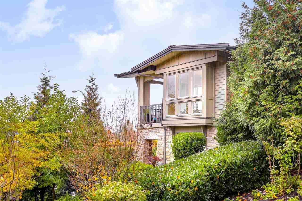 Main Photo: 105 3076 DAYANEE SPRINGS Boulevard in Coquitlam: Westwood Plateau Townhouse for sale : MLS®# R2119621