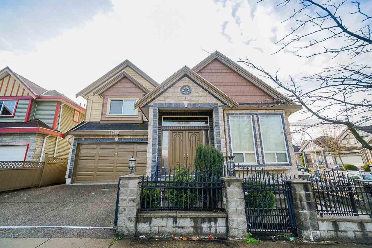 Main Photo: 12560 71 Avenue in Surrey: West Newton House for sale : MLS®# R2421789
