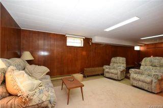 Photo 15: 834 Winnipeg Avenue in Winnipeg: Weston Residential for sale (5D)  : MLS®# 1809433