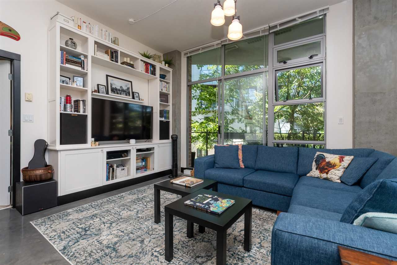 Photo 7: Photos: 207 2635 PRINCE EDWARD STREET in Vancouver: Mount Pleasant VE Condo for sale (Vancouver East)  : MLS®# R2488215
