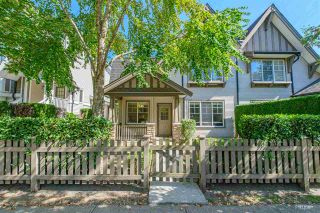 """Photo 3: 47 7233 HEATHER Street in Richmond: McLennan North Townhouse for sale in """"WELLINGTON COURT"""" : MLS®# R2572602"""