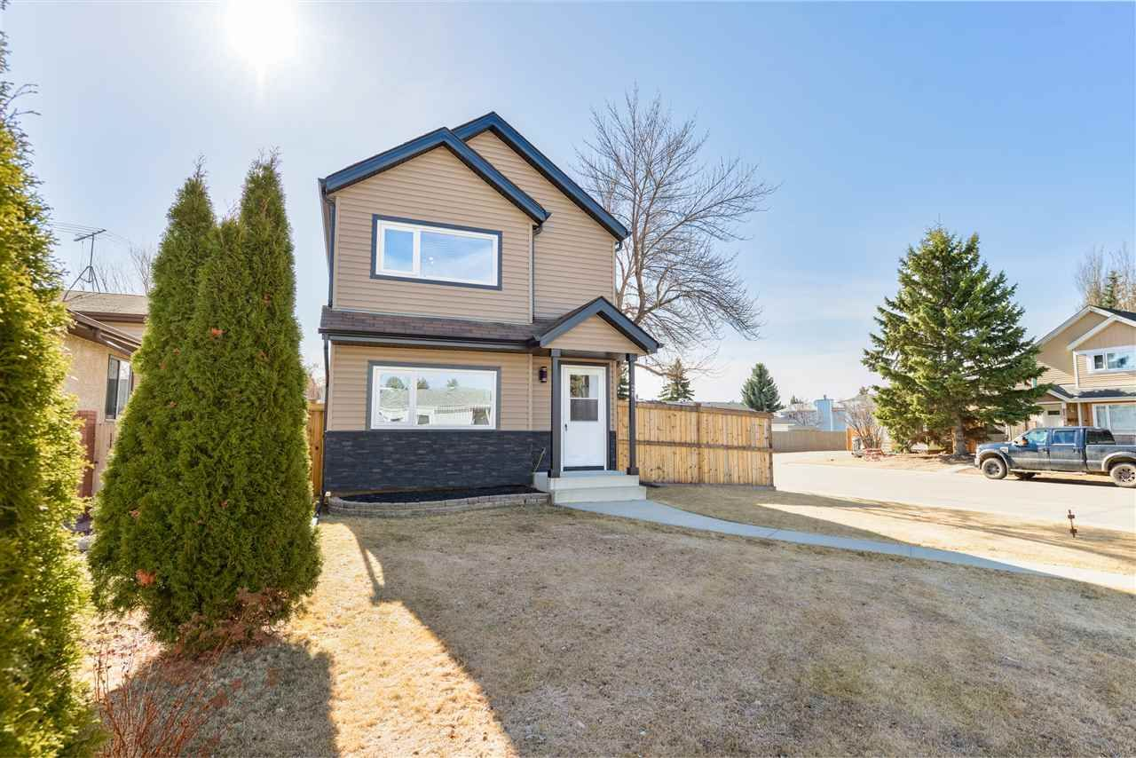 Main Photo: 28 St. Andrews Avenue: Stony Plain House for sale : MLS®# E4237499