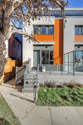 Photo 38: 1 2605 15 Street SW in Calgary: Bankview Row/Townhouse for sale : MLS®# A1060712