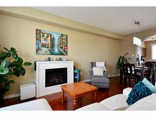 """Photo 3: 59 15075 60 Avenue in Surrey: Sullivan Station Townhouse for sale in """"Natures Walk"""" : MLS®# F1435110"""