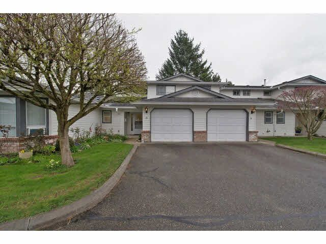 Main Photo: 18 32165 7TH AVENUE in : Mission BC Townhouse for sale : MLS®# F1435521