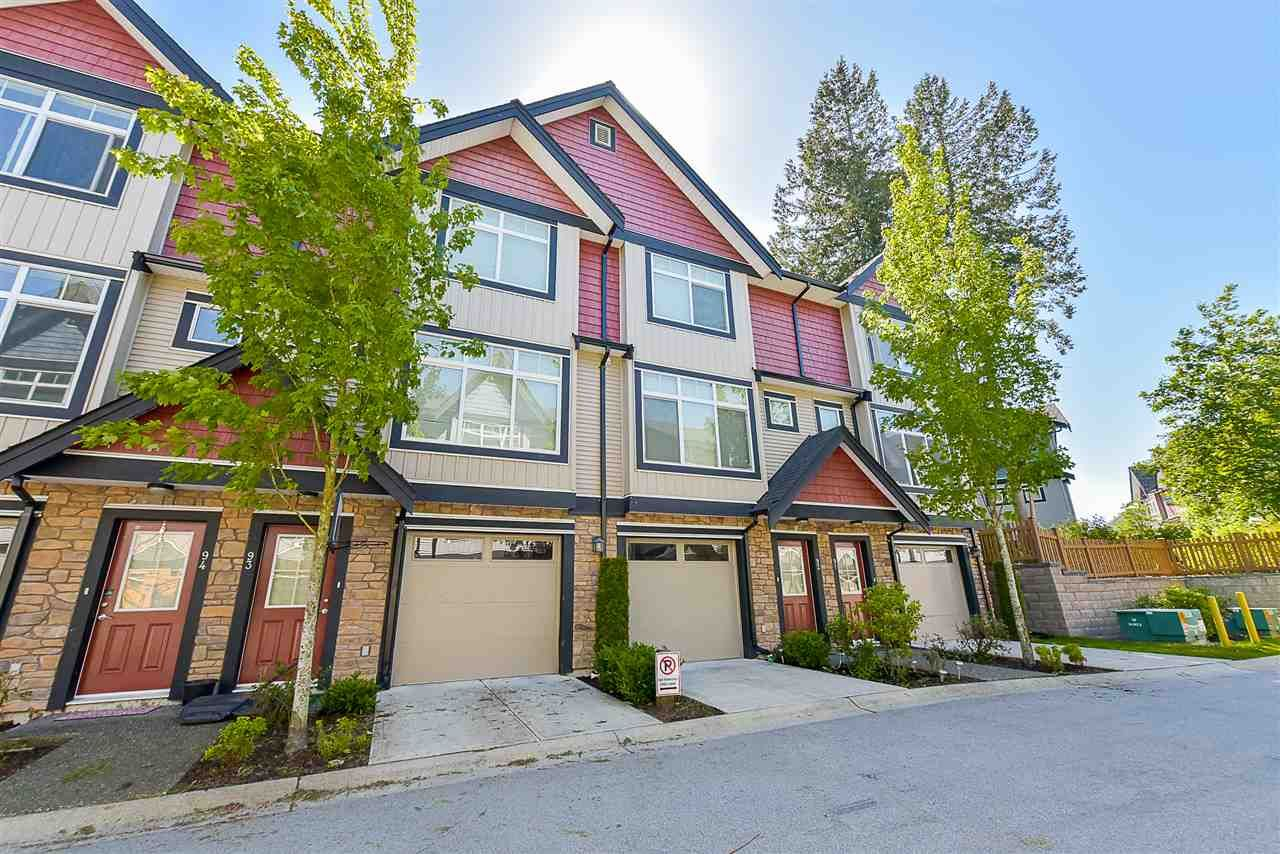 Main Photo: 92 6299 144 STREET in : Sullivan Station Townhouse for sale : MLS®# R2169538