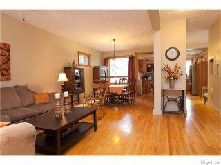 Photo 2: 166 Despins Street in Winnipeg: St Boniface Residential for sale (South East Winnipeg)  : MLS®# 1609150