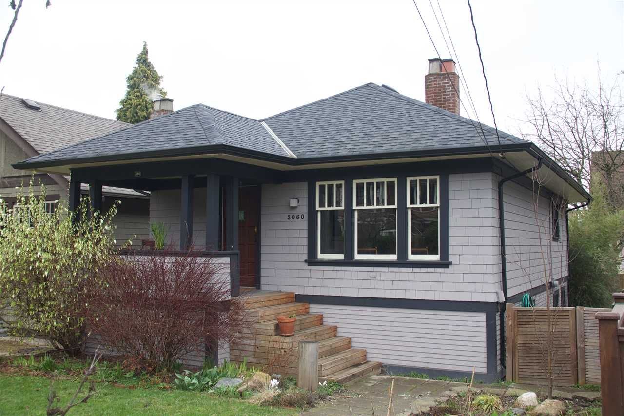 Main Photo: 3060 ST. CATHERINES Street in Vancouver: Mount Pleasant VE House for sale (Vancouver East)  : MLS®# R2040041