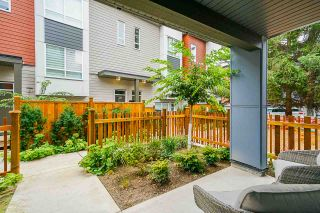 """Photo 22: 45 1670 160 Street in Surrey: King George Corridor Townhouse for sale in """"Isola"""" (South Surrey White Rock)  : MLS®# R2512475"""
