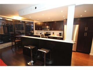 "Photo 4: 2602 867 HAMILTON Street in Vancouver: Downtown VW Condo for sale in ""JARDINES LOOKOUT"" (Vancouver West)  : MLS®# V1098909"