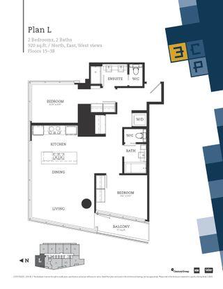 "Photo 26: 2810 13495 CENTRAL Avenue in Surrey: Whalley Condo for sale in ""3 Civic Plaza"" (North Surrey)  : MLS®# R2521279"