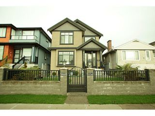Photo 1: 845 57 Avenue in Vancouver: South Vancouver House for sale (Vancouver East)  : MLS®# V1105469