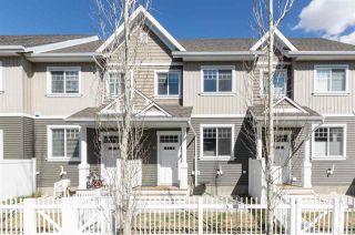 Main Photo: 73 4050 SAVARYN Drive SW in Edmonton: Zone 53 Townhouse for sale : MLS®# E4243110