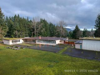 Main Photo: 2222 Alcott Rd in Nanoose Bay: Institutional - Special Purpose for sale : MLS®# 448814