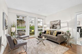 Photo 2: 103 935 Cloverdale Ave in : SE Quadra Condo for sale (Saanich East)  : MLS®# 864406