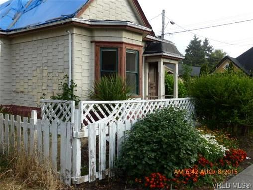 Main Photo: 68 Government St in VICTORIA: Vi James Bay House for sale (Victoria)  : MLS®# 709832