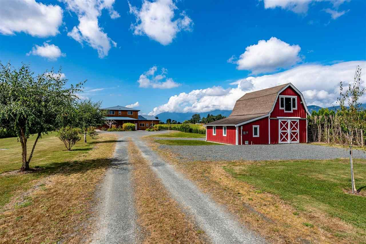 Main Photo: 9081 PREST Road in Chilliwack: East Chilliwack House for sale : MLS®# R2520939