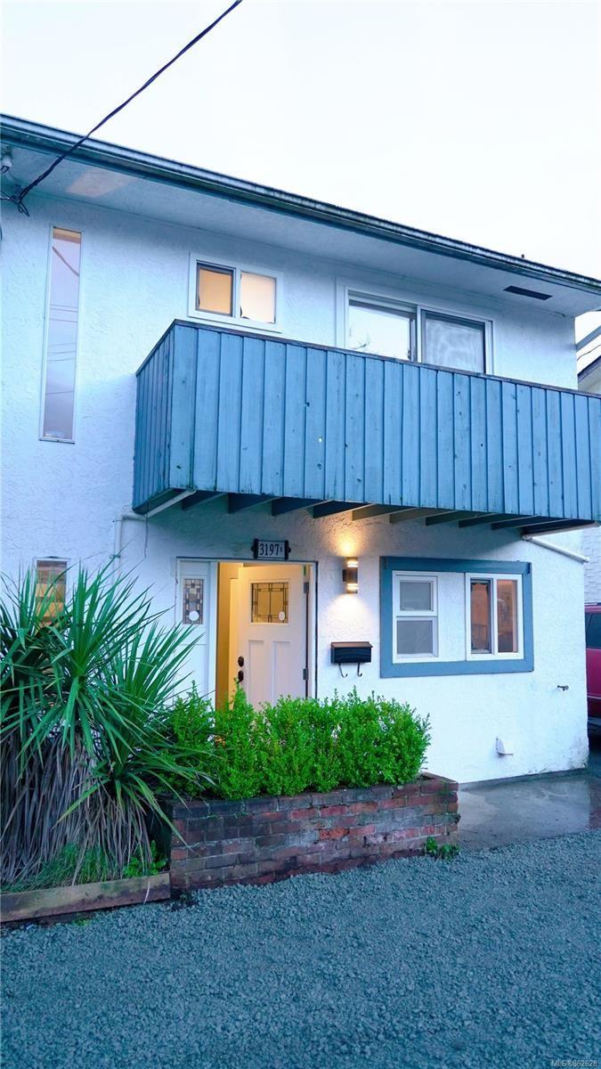 Main Photo: B 3197 Glen Lake Rd in : La Glen Lake Half Duplex for sale (Langford)  : MLS®# 862628