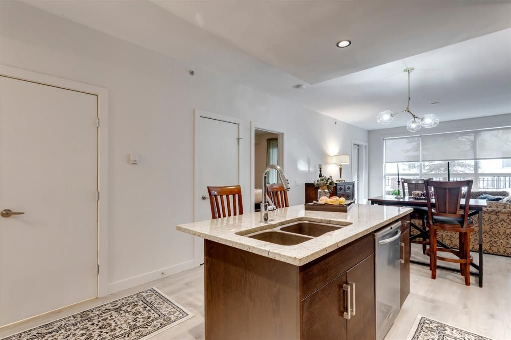 Photo 8: Photos: 105 1730 5A Street SW in Calgary: Cliff Bungalow Apartment for sale : MLS®# A1075033
