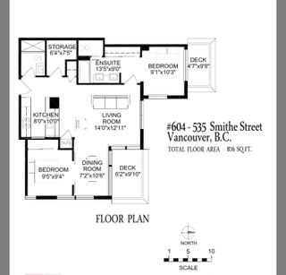 """Photo 1: 604 535 SMITHE Street in Vancouver: Downtown VW Condo for sale in """"DOLCE"""" (Vancouver West)  : MLS®# R2131310"""