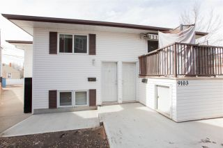 Photo 32: 9103 9105 CONNORS Road in Edmonton: Zone 18 House Duplex for sale : MLS®# E4236932