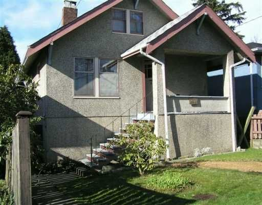 Main Photo: 4981 SPENCER ST in Vancouver: Collingwood Vancouver East House for sale (Vancouver East)  : MLS®# V575650