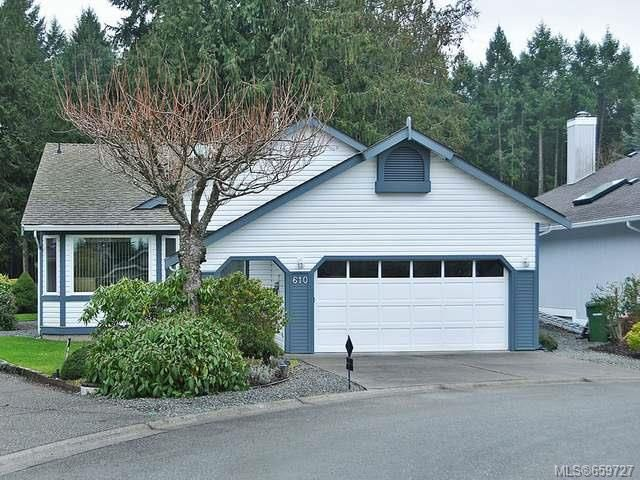 Main Photo: 610 Pine Ridge Pl in COBBLE HILL: ML Cobble Hill House for sale (Malahat & Area)  : MLS®# 659727