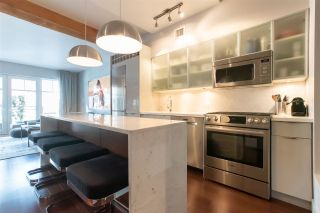 "Photo 9: 411 1275 HAMILTON Street in Vancouver: Yaletown Condo for sale in ""ALDA"" (Vancouver West)  : MLS®# R2408571"