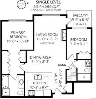 Photo 29: 306 4394 West Saanich Rd in : SW Royal Oak Condo for sale (Saanich West)  : MLS®# 886684