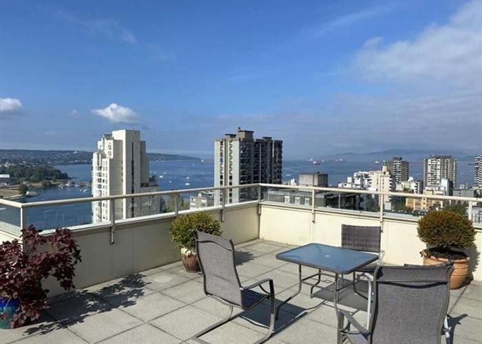 """Main Photo: 108 1250 BURNABY Street in Vancouver: West End VW Condo for sale in """"THE HORIZON"""" (Vancouver West)  : MLS®# R2585652"""