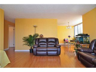 """Photo 9: 1202 4105 MAYWOOD Street in Burnaby: Metrotown Condo for sale in """"TIMES SQUARE"""" (Burnaby South)  : MLS®# V1023881"""