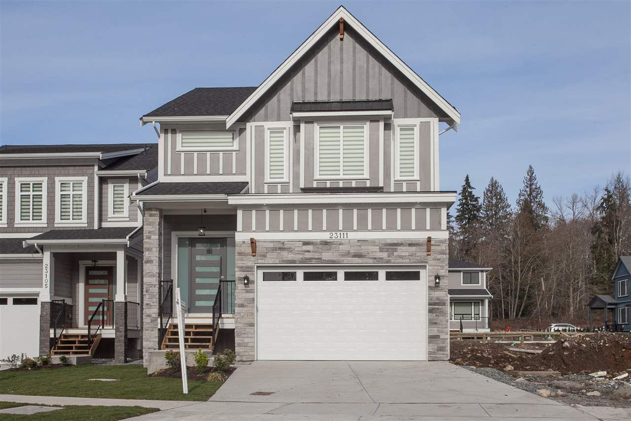 Main Photo: 23111 134 Loop in Maple Ridge: Silver Valley House for sale : MLS®# R2397575